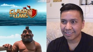 CLASH OF CLANS | Captain's Log Day 1 | A New Me Reaction