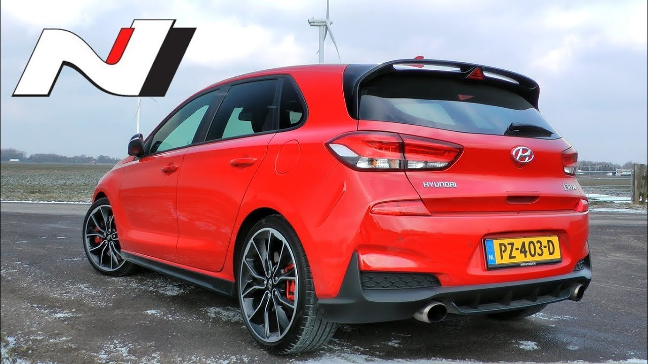 hyundai i30 n performance sounds sights accelerations. Black Bedroom Furniture Sets. Home Design Ideas