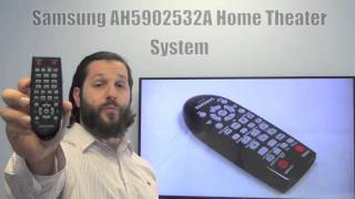 SAMSUNG AH5902532A Home Theate…