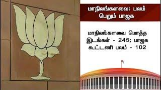 மக்களவையை தொடர்ந்து மாநிலங்களவையிலும் பலம் பெறுமா பாஜக? | #BJP #LokSabha #RajyaSabha