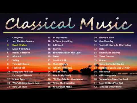 Download Classic Music | Old Songs | Sentimental Love Songs - 1