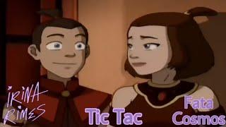 Irina Rimes - Tic Tac (Suki & Sokka/Avatar: The Last Airbender)   Fan Video