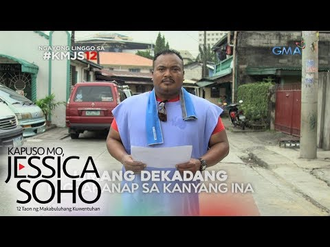 Kapuso Mo, Jessica Soho:  Paghahanap sa tunay na ina ni Recardo Martinez-Evans