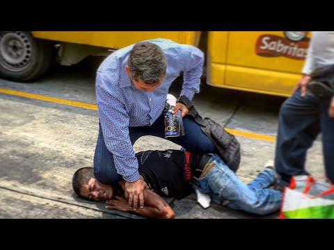 Ciudadanos detienen a ladrón en Cuernavaca