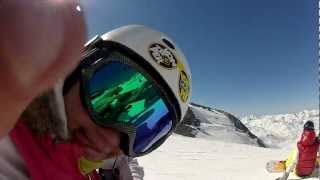 Сноуборд видео Выше облаков - Above the clouds. MYROUNDWORLD