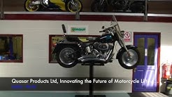 Motorcycle Lifts by Quasar products ltd