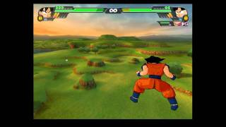 Dragon Ball Z Budokai Tenkaichi 3 Pc Gameplay HD