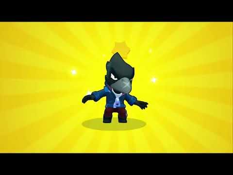 Анимация Выпадение Ворона