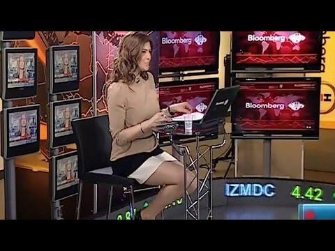 İpek Kaplan Köseoğlu Beautiful Turkish Tv Presenter 26.03.2013
