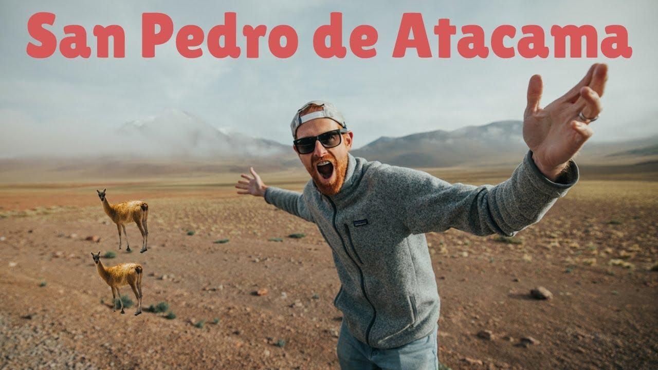 TOP PLACES TO GO IN San Pedro de Atacama