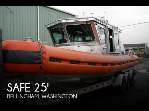 [SOLD] Used 2004 SAFE Safe 25 Defender Full Cabin in Bellingham, Washington