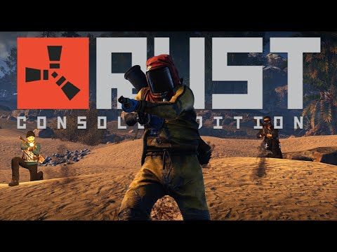 Rust Console Edition - Out May 21st Pre-Order Now!   ESRB