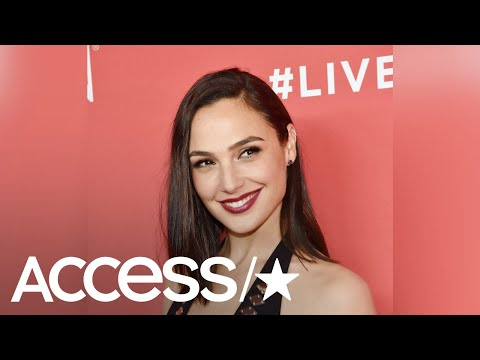 Gal Gadot Was 'Very Moved' By Fan Response To 'Wonder Woman's' Oscar Snub | Access