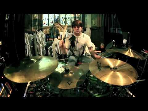 It Never Ends  Drums Sound Check  Matt Nicholls