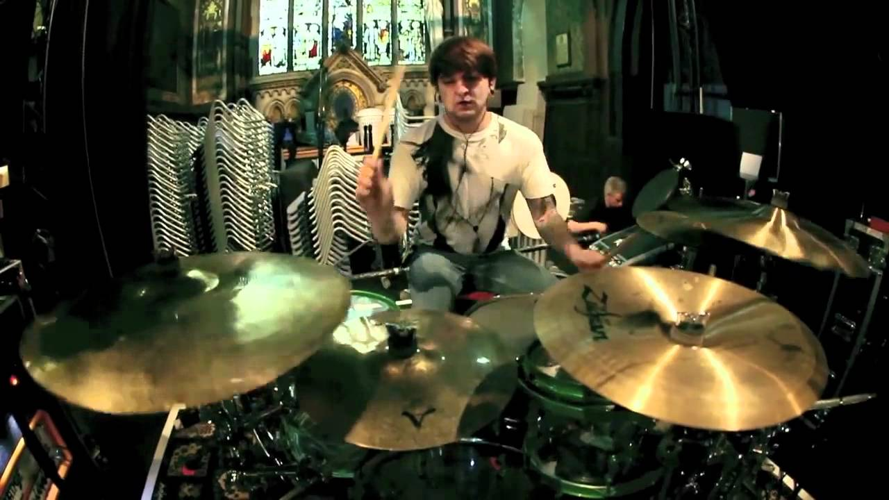 It Never Ends Drums Sound Check By Matt Nicholls Youtube