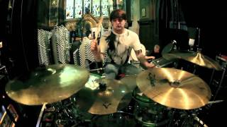 It Never Ends - Drums Sound Check by Matt Nicholls