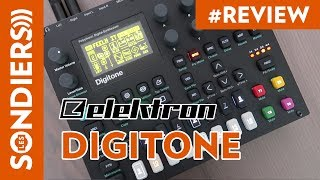 ELEKTRON DIGITONE : Synthé polyphonique FM et séquenceur pour fous furieux / demo et review
