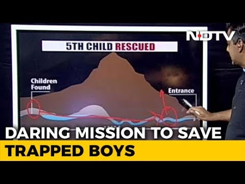 Fifth Boy Rescued From Thai Cave