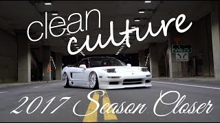 Official 2017 Clean Culture SoCal Season Closer | (4K)