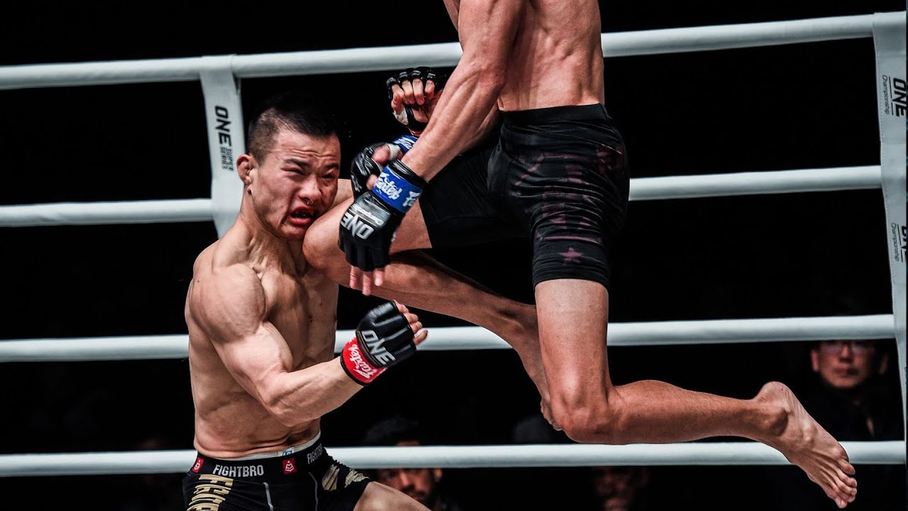 10 DEVASTATING Knee Knockouts In ONE Championship