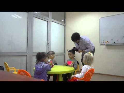 English Express Открытый Урок для детей 4-5 лет