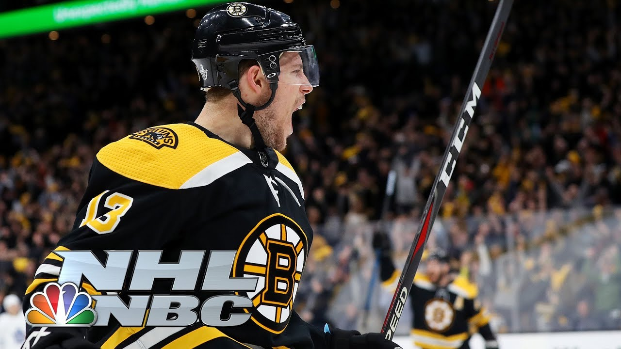 NHL Stanley Cup Playoffs 2019: Maple Leafs vs. Bruins | Game 7 Highlights | NBC Sports