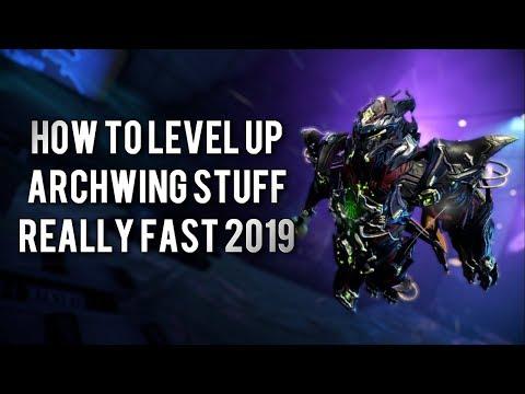 Warframe Best Way To Level Archwing 2019 Warframe: BEST WAY TO LEVEL UP ARCHWINGS/ARCHGUNS SUPER FAST 2019
