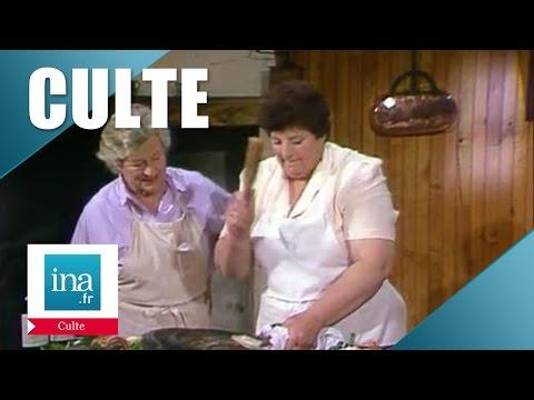 Culte : Maïté assomme des anguilles | Archive INA