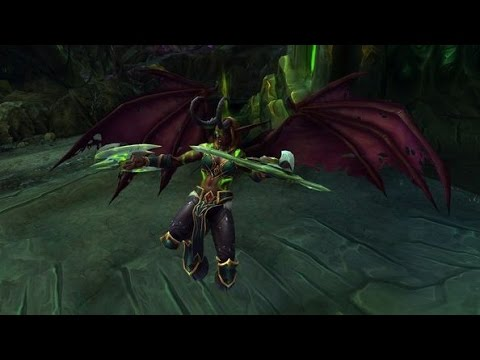 World of Warcraft: Legion - Demon Hunter [CZ / Česky]