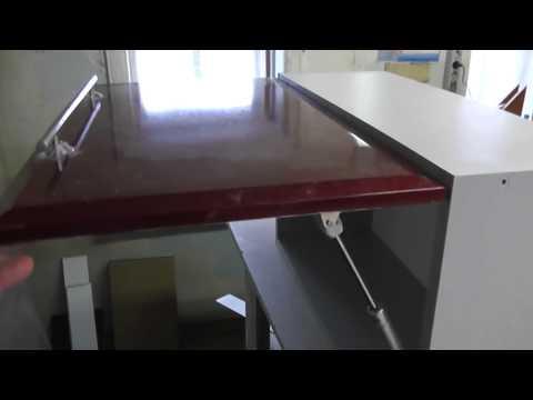 Полка лифт для шкафа