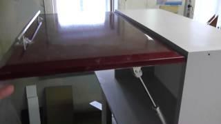 видео Настенные вытяжки для кухни и их крепление к стене