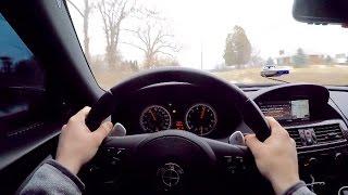 Straight Piped LOUD BMW M6 V10 POV!