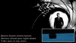The Animals - Boom Boom [lyrics]