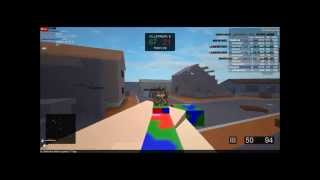 27 Kill | Quad UAV | Roblox Battlefield Gameplay | P90 Power