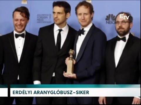 Erdélyi Aranyglóbusz-siker – Erdélyi Magyar Televízió
