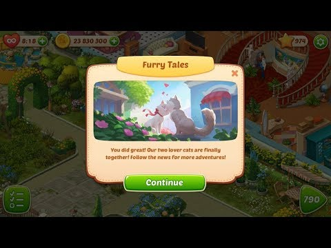HOMESCAPES - FURRY TALES