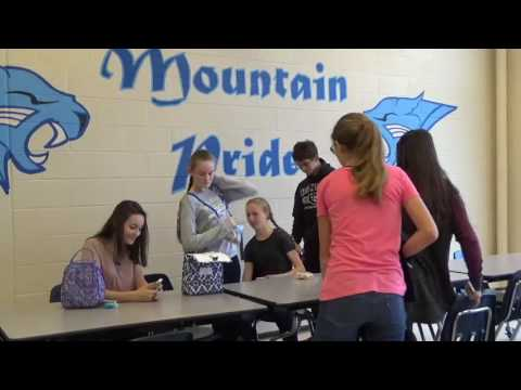 Verizon App Challenge 2016 - Central Mountain High School (Final)