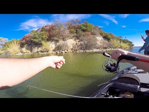 Exploring NEW Lakes In Texas!!!