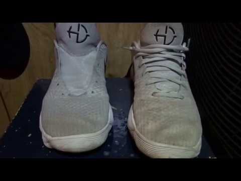 68b281e5d11f HOW TO CLEAN HYPERDUNK 2017 LOW (Tutorial) - YouTube