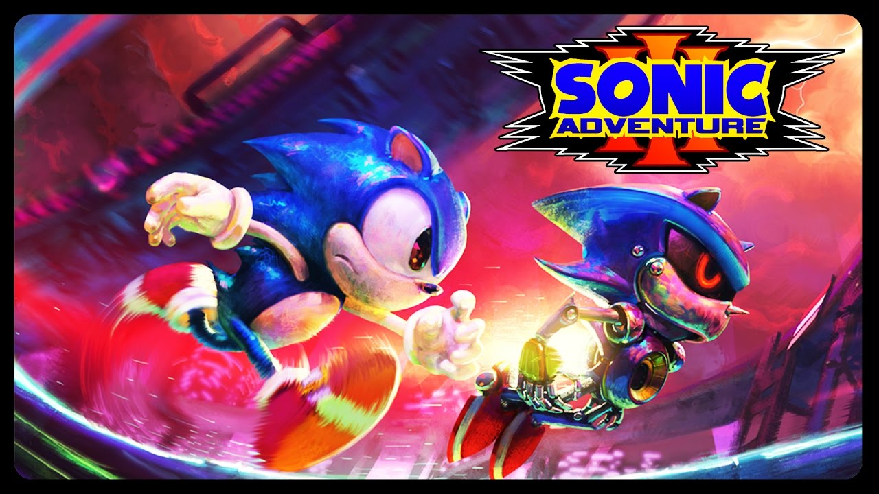 sonic adventure 3 major update fan game 4k 60fps youtube