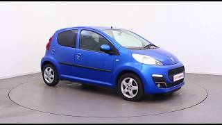 2013/63 Peugeot 107 1.0 12v Allure - Contact Motor Range Today