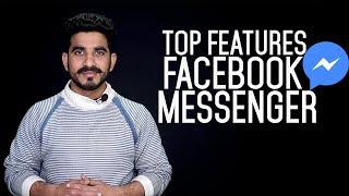 Top amazing features of facebook messenger | Tips and Tricks [Hindi-हिन्दी]