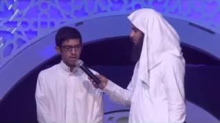 ايه هزتني بصوت الشيخ منصور السالمي