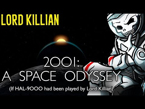 2001 (If HAL-9000 Were Played By Lord Killian)