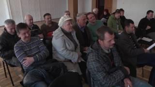 Собрание ''Представителей от ОСМД''.  12-11-2016.
