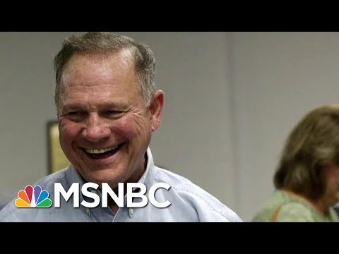 GOP Pollster: I Wouldn't Be Surprised If Roy Moore Was Elected | Morning Joe | MSNBC
