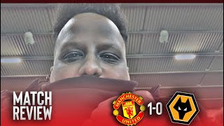 Manchester United 1-0 Wolves | Match Reaction | Mata the difference in a dull affair!