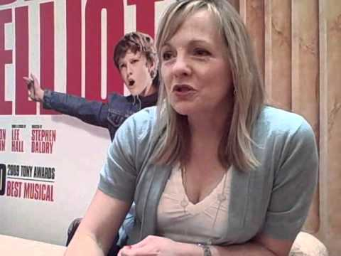 "Running Lines with Susie McMonagle of ""Billy Elliot the Musical"""