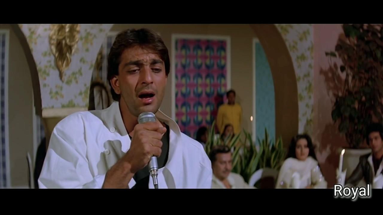 Aur iss Dil mein imaandaar movie video song Sanjay dutt ...