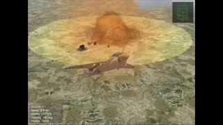 Strike Fighters 2: 1 MT Nuke